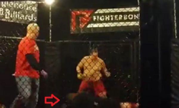 """MMA FAIL. This Fighter Does NOT """"Float Like A Butterfly…"""""""