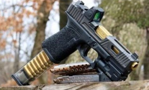 Custom Glock 19 With All The Bells & Whistles You Can Imagine