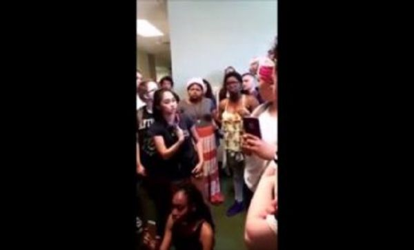 WTF: Students Want A Day Without White People???