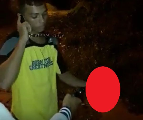 Thief In Brazil Punished By Getting Shot In The Hand