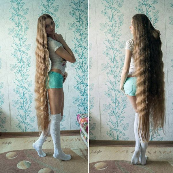 5 Natural And Efficacious Ways To Grow Gorgeous Rapunzel-Esque Hair