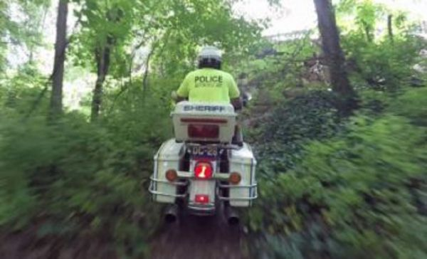 GoPro Captures The Training It Takes To Become A Motorcycle Cop