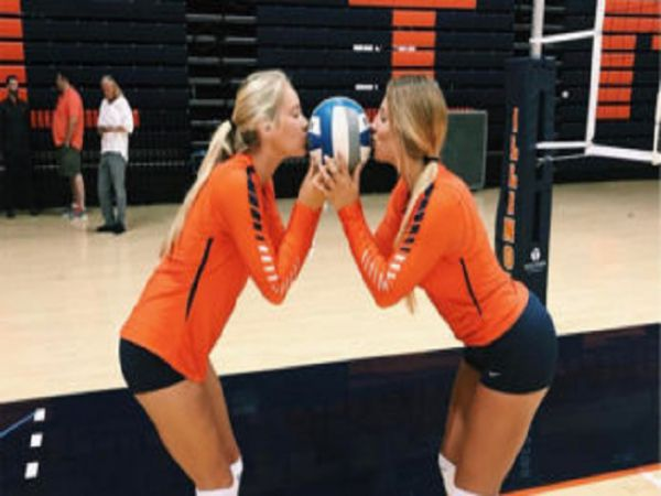 Overwhelming Proof That Girls Who Play Volleyball Are HOT! (30 pics)