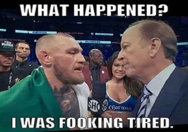 The Best Video Highlights Of Floyd Mayweather Defeating Conor McGregor Via TKO