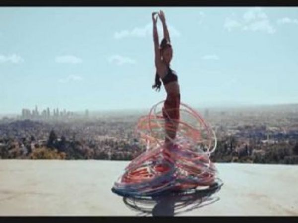 Watch This Lady Set A New World Record For Hula Hooping