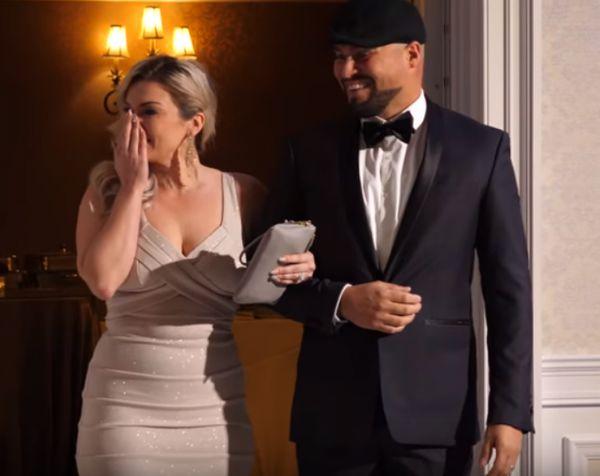 Guy Pulls Off Amazing Surprise Wedding!?!