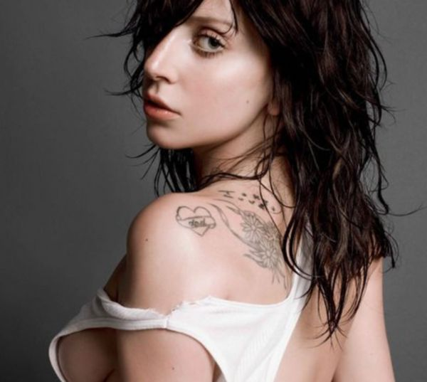 Lady Gaga's Naughtiest Moments (50 Pics)