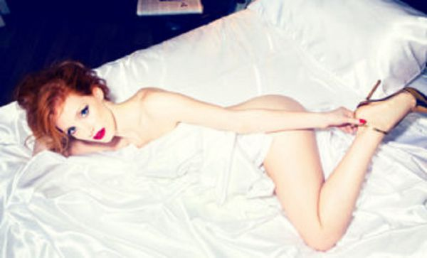 Jessica Chastain's Sexiest Photos (43 pics)