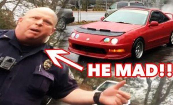 """SWAT Responds To """"Alleged"""" AK47 Machine Gun Fire BUT..."""