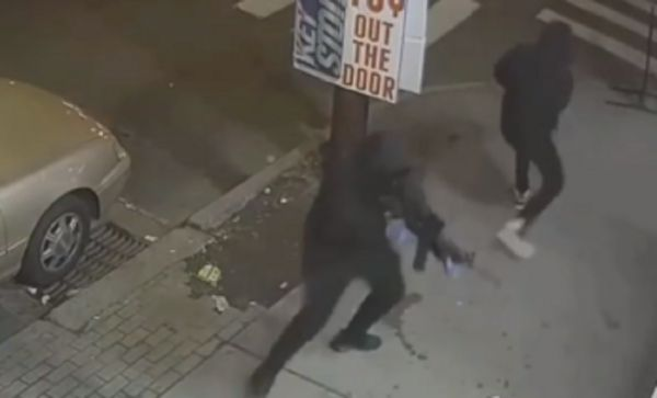 Suspects Fire AR-15 On Crowded Deli