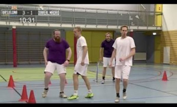 'Laxative Soccer' Is A Crazy Twist On A Popular Sport!