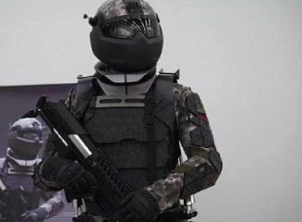 Check Out This Epic Combat Suit From Russia