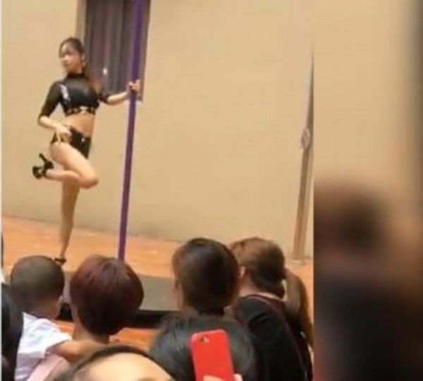 "Principal Fired After Booking This ""Performance"" For Kids (Video)"