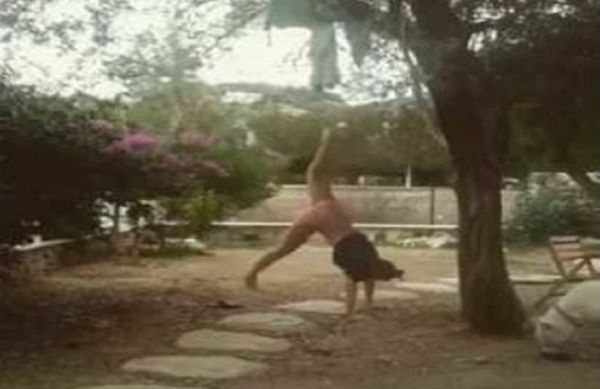 She Will NEVER Forget This Handstand. Wait For It