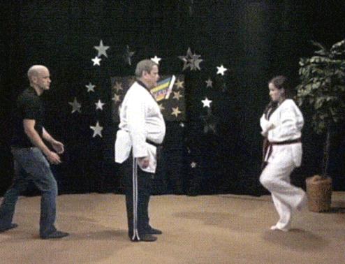 Kung Fu Fails (17 gifs)