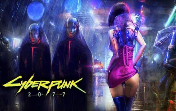 Student's homework will suffer after the announcement of the game Cyberpunk 2077