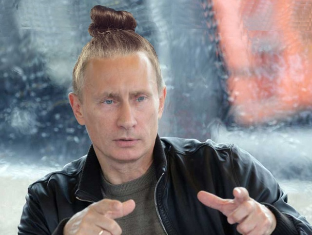 World Leaders With Man Buns (23 pics)