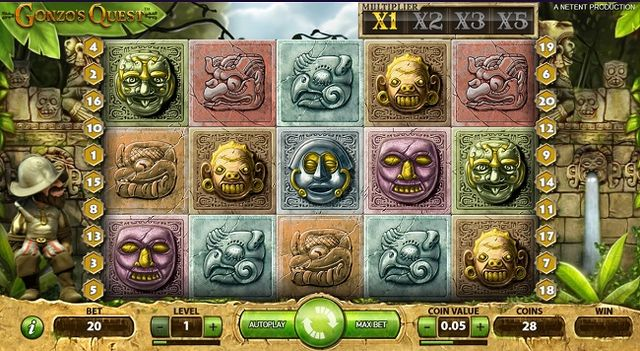 The 5 Most Exotic Online Slot Machines