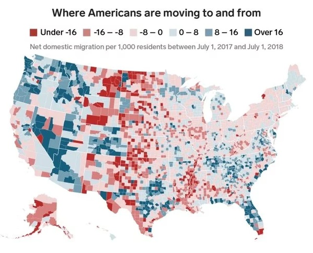 Maps About About The United States (28 pics)