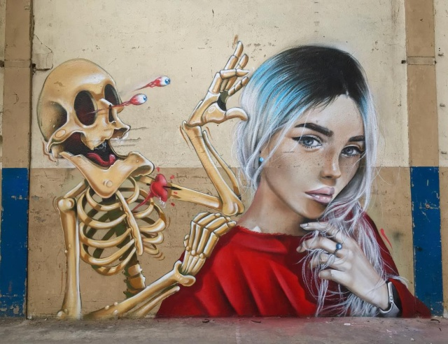 Graffiti by SCAF (20 pics)