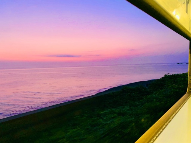 The View From Japan's Gono Train (3 pics)