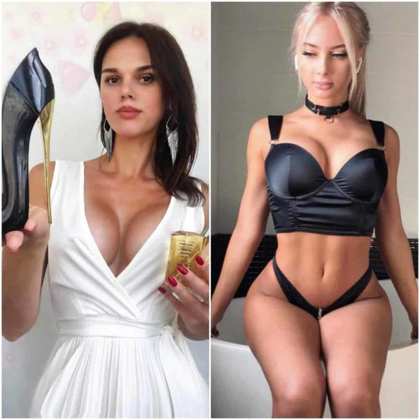 Two Is Always Better Than One But Which One Is Hotter?  (22 Pics)