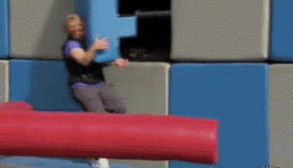 You Got Knocked Out (16 gifs)