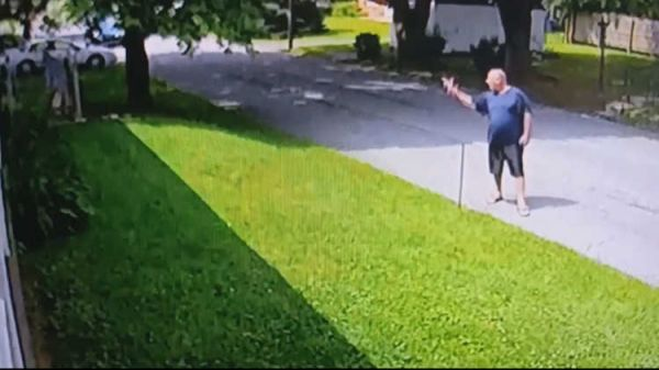 "Man Faces Charges for Pointing ""Finger Gun"" at Neighbor (Video)"