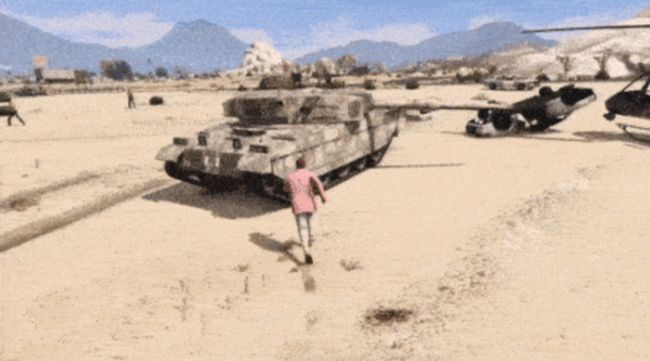 These Gaming Physics Are Broken (19 GIFs)