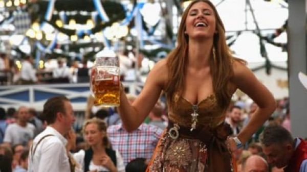 Bring On Oktoberfest And The Beer Babes!