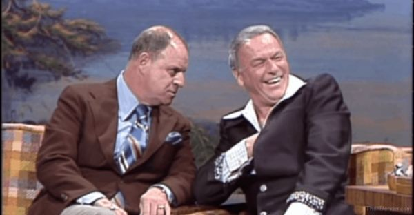 Frank Sinatra's Funny Don Rickles Story     (Video)
