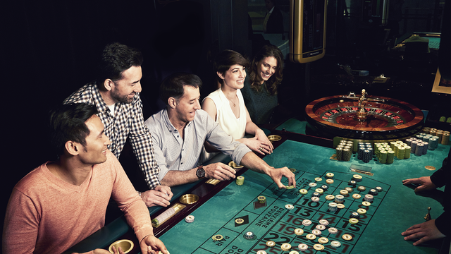 Learn how to play roulette with these 5 pictures