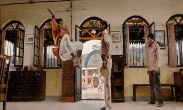 Bollywood Physics (18 gifs)