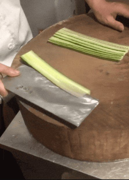 Perfect Sharp Knives (16 gifs)