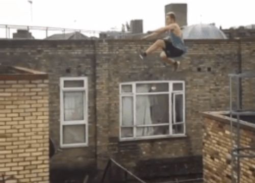 Scary And Unexpected Moments (15 gifs)