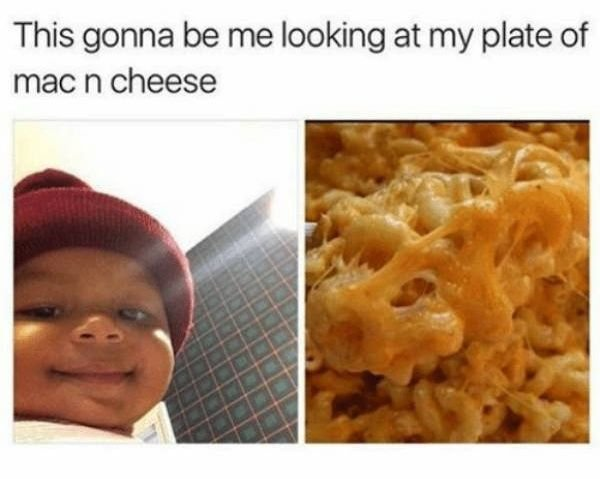Delicious Mac And Cheese Memes (31 pics)