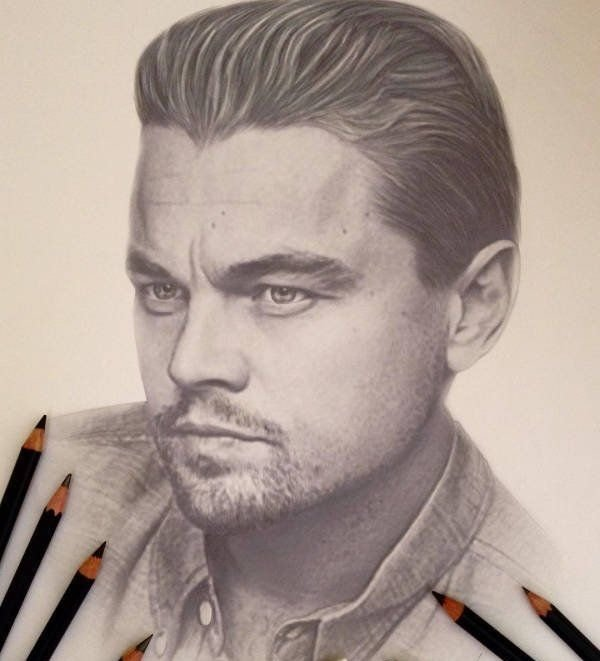 Hyper-Realistic Portraits Of Celebrities (33 pics)