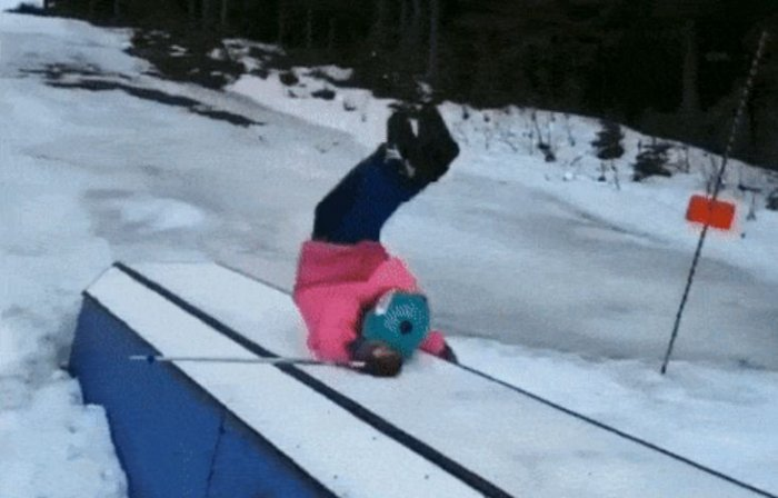 These People May Surprise You (18 gifs)