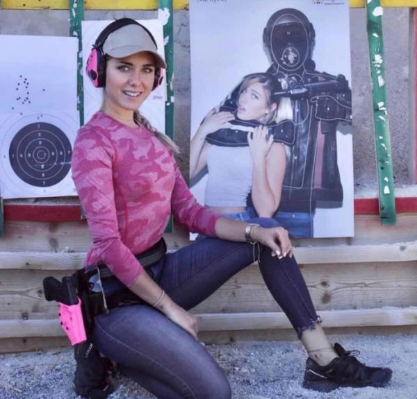 These Girls Are Packing Serious Heat Pew Pew (50 Pics)