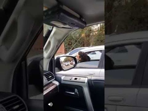 Road Raging Woman's Mouth Is Foul (Video)