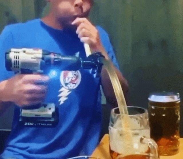 Drunk GIFs (15 gifs)
