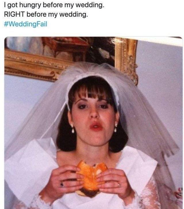 Wedding Fails (37 pics)