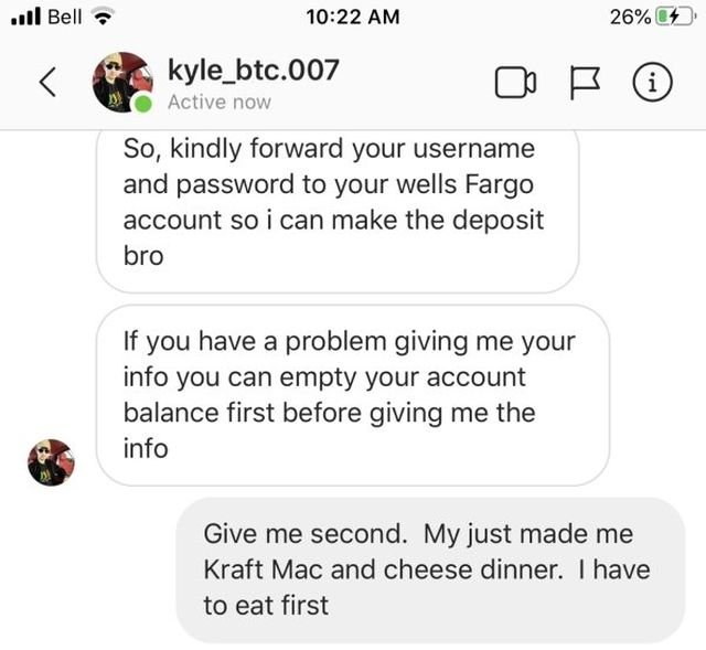 Scammer Stories (23 pics)