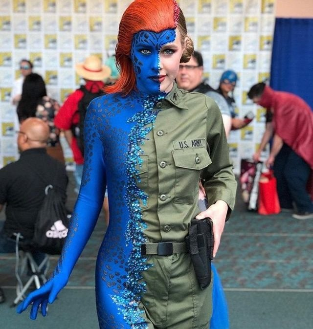 Comic-Con Cosplay (29 pics)