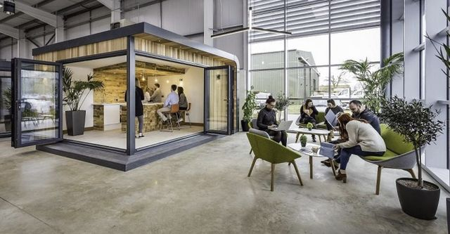 7 Office Break Out Room Ideas to Foster Productivity