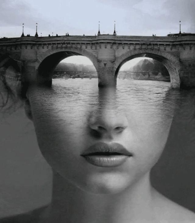 Surreal GIFs (18 gifs)