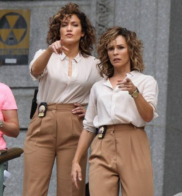 Actors With Their Stunt Doubles (17 pics)