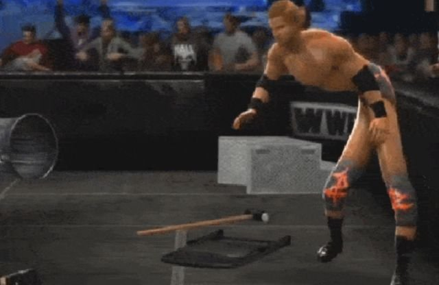 When Your Game Is Broken (17 gifs)