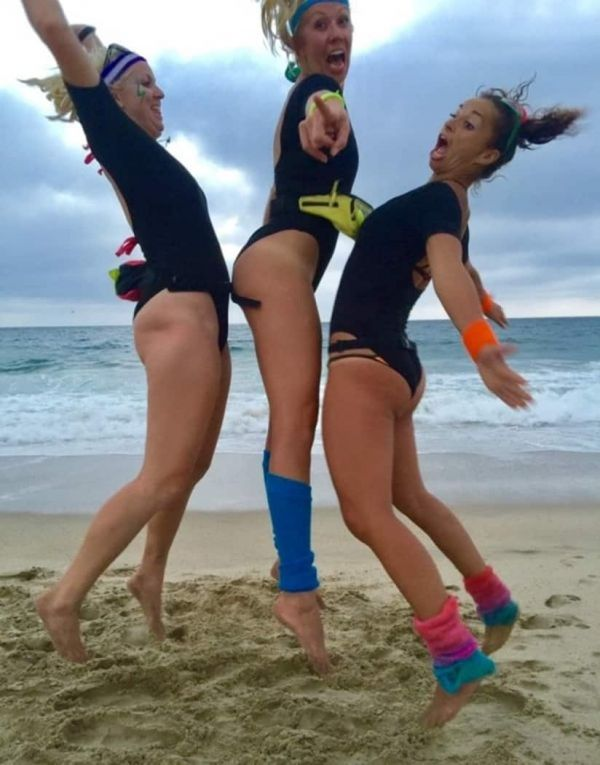 These Gals Know It's All About A Good Time (50 Pics)