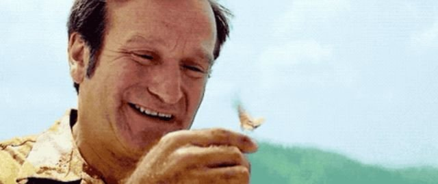 Robin Williams Quotes About Life (14 gifs)